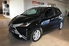 Toyota Aygo 1,0 VVT-I X-Black II  5d