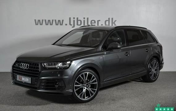 Audi Q7 3,0 TDi 272 S-line quat. Tiptr Van