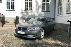BMW 320i 2,0 Cabriolet aut.