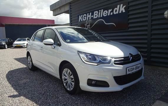 Citroën C4 1,2 PT 130 Feel