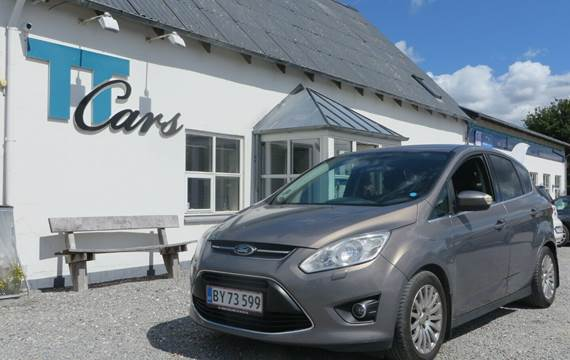 Ford C-MAX 1,6 TDCi 95 Trend Collection