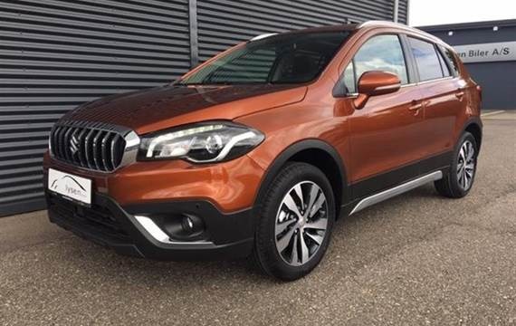 Suzuki S-Cross 1,4 Hybrid Adventure  5d