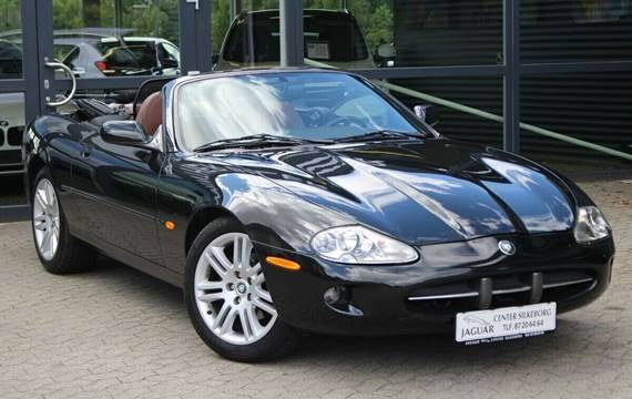 Jaguar XK 4,0 XK8 Convertible aut.