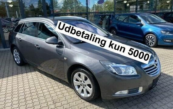 Opel Insignia 2,0 CDTi 160 Sport ST eco