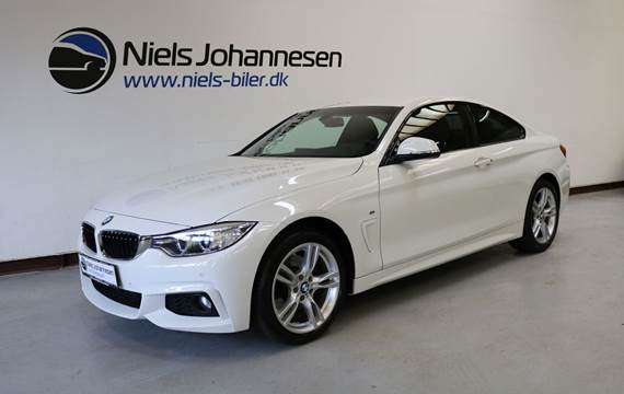 BMW 428i 2,0 Coupé xDrive
