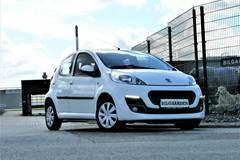Peugeot 107 1,0 Air White