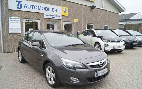 Opel Astra 1,7 CDTi 125 Sport
