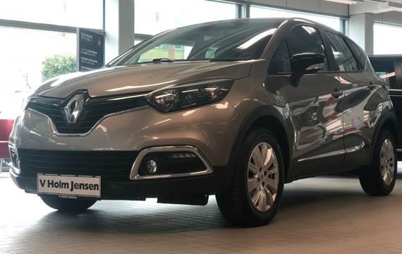 Renault Captur 1,5 dCi 90 Expression Navi Style