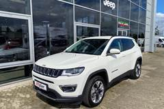 Jeep Compass 1,4 MultiAir Limited AWD  5d 9g Aut.