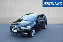 VW Touran 1,6 TDI BMT SCR Comfortline DSG 110HK Van 7g Aut.