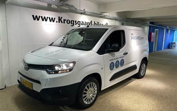 Toyota ProAce Toyota Proace City Medium 1,5 D Comfort Smart Active Vision 102HK Van