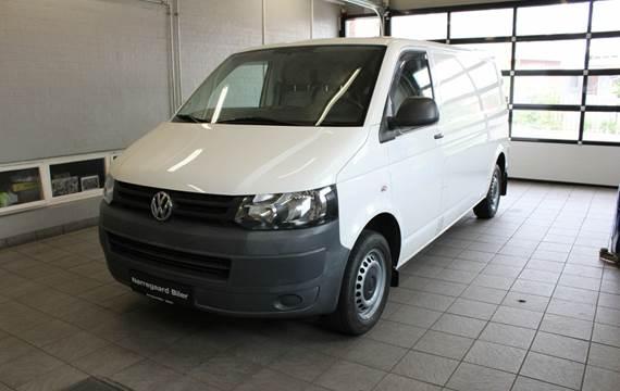 VW Transporter 2,0 TDi 140 Kombi lang