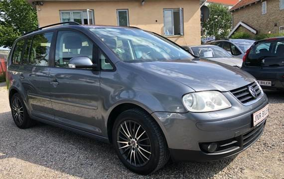 VW Touran 2,0 TDi 140 Trendline