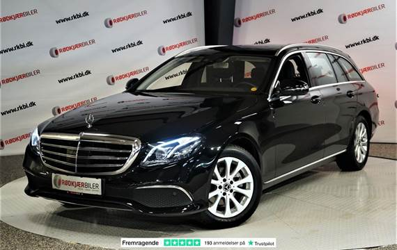 Mercedes E220 d 2,0 Exclusive stc. aut.