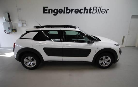 Citroën C4 Cactus 1,6 BlueHDi 100 Feel Free