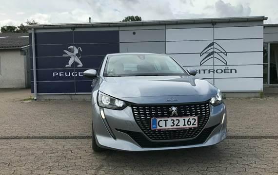 Peugeot 208 1,2 PT 75 Active Edition