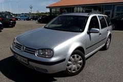 VW Golf 1,9 TDi 100 Trendline Variant