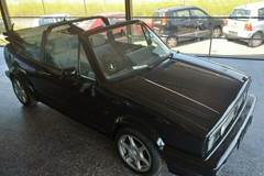 VW Golf I 1,6 Cabriolet