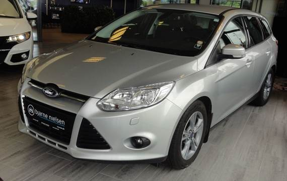 Ford Focus 1,0 SCTi 125 Edition stc.