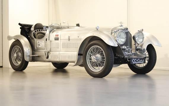 Bentley Sport Special Recreation