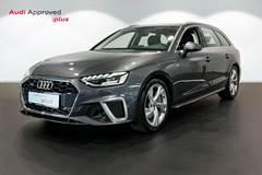 Audi A4 TFSi S-line+ Avant quat. S-tr.