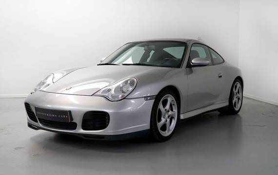 Porsche 911 Carrera 4S 3,6 Coupé