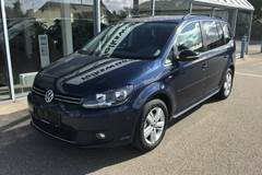 VW Touran 1,6 TDi 105 Match BMT 7prs