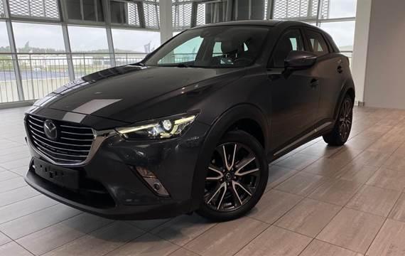 Mazda CX-3 2,0 Skyactiv-G Optimum  5d 6g