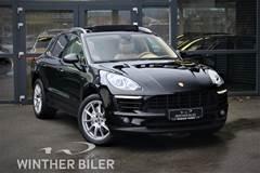 Porsche Macan S 3,0 D PDK
