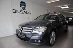 Mercedes C200 1,8 aut. BE
