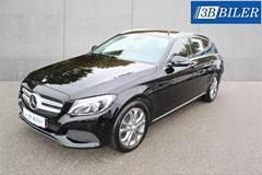 Mercedes C220 d 2,1 T 2,1 Bluetec 7G-Tronic Plus 170HK Van 7g Aut.