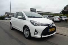 Toyota Yaris 1,5 Hybrid H2 CVT Van