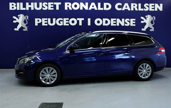 Peugeot 308 1,2 PT 130 Selection Sky SW