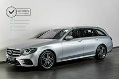 Mercedes E300 d 2,0 AMG Line stc. aut.