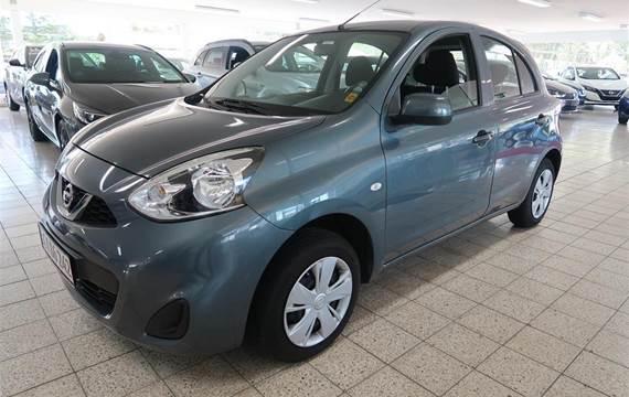 Nissan Micra 1,2 Acenta  5d