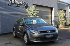VW Polo 1,6 BlueMotion TDI DPF Comfortline 90HK 5d