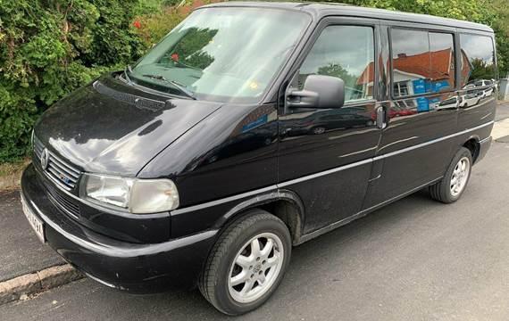 VW Caravelle 2,5 TDi 10prs