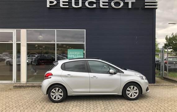 Peugeot 208 1,2 VTi Intense  5d