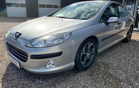 Peugeot 407 1,8 SR