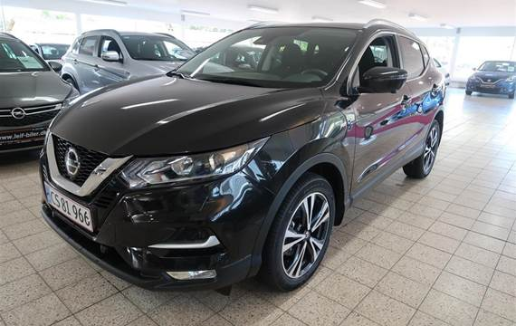 Nissan Qashqai 1,3 Dig-T N-Connecta NNC Display  5d 6g