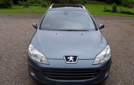 Peugeot 407 1,8 Perfection SW