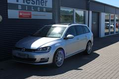 VW Golf VII 1,6 TDi 110 Highl. Vari. DSG BMT