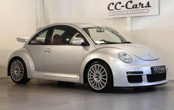 VW New Beetle 3,2 RSi