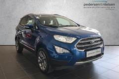 Ford EcoSport Ford Ecosport 1,0 EcoBoost Titanium 125HK 5d