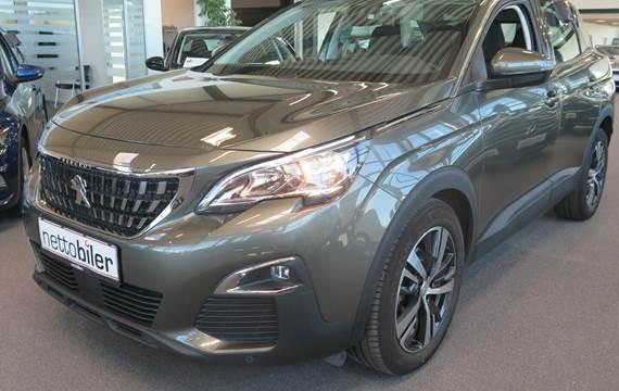 Peugeot 3008 1,6 BlueHDi 120 Active EAT6