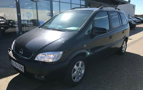 Opel Zafira 1,8 16V Comfort aut.