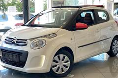 Citroën C1 1,0 VTi Scoop Airscape start/stop 68HK 5d