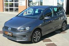 VW Golf Sportsvan 1,4 TSi 125 Sound DSG BMT