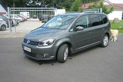 VW Touran 2,0 TDi 140 Match BMT 7prs