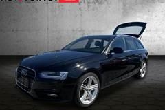 Audi A4 2,0 TDi 177 Avant Multitr.